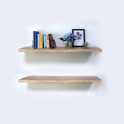 現代美學置物層板附托架-兩片裝 (120公分寬兩片)-DIY組合產品