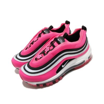 Nike 休閒鞋 Air Max 97 LX 運動 女鞋 經典款 氣墊 舒適 避震 球鞋 穿搭 粉 黑 CV3411600