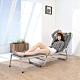 佳美 專利特斯林網布台灣製 五段式三折休閒躺椅 椅子 休閒椅 product thumbnail 1