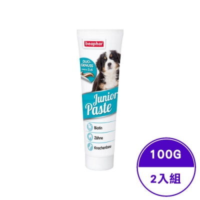 Beaphar樂透-幼犬雙效營養膏 100g(2入組)