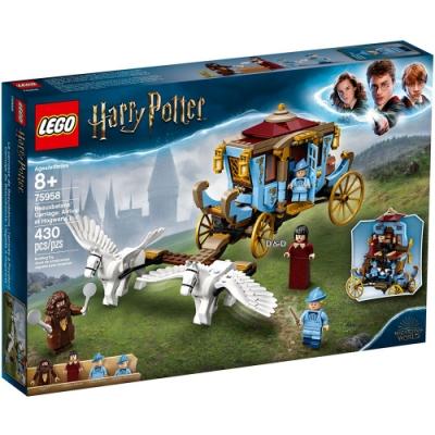 樂高LEGO 哈利波特系列 - LT75958 波巴洞的馬車:抵達霍格華茲