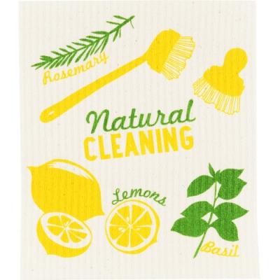 《NOW》瑞典環保抹布(黃檸檬)
