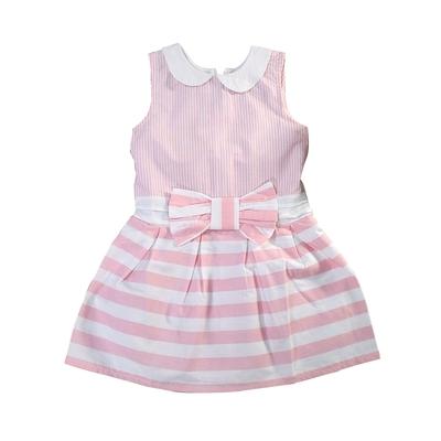魔法Baby~女童裝 春夏清涼舒適無袖連身裙 洋裝  k51752