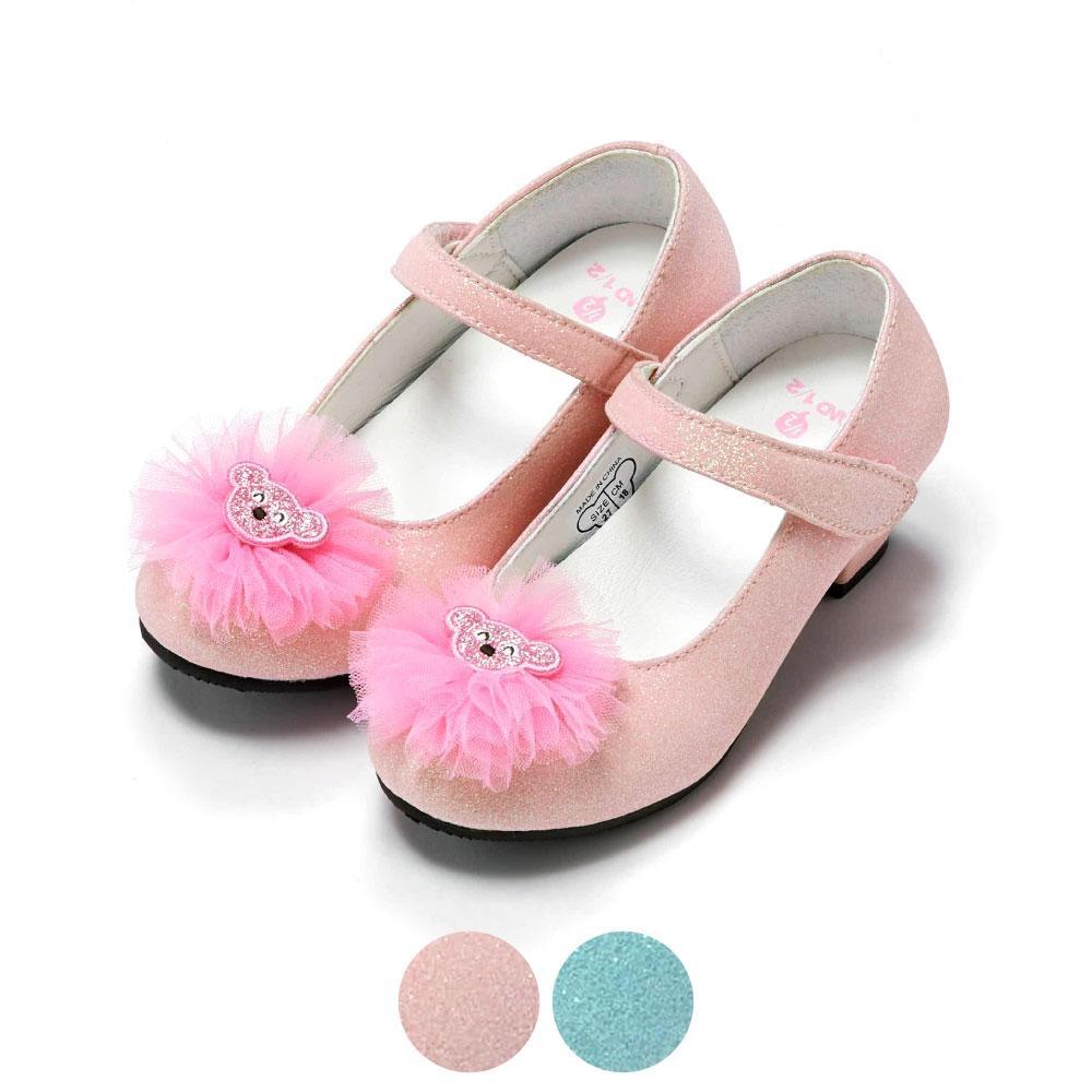 WHY AND 1/2 亮蔥高跟娃娃鞋 多色可選