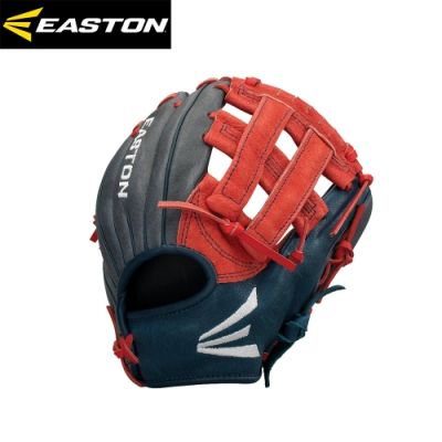 EASTON PROFESSIONAL YOUTH SERIES系列 紅 兒童棒壘手套 A130-758