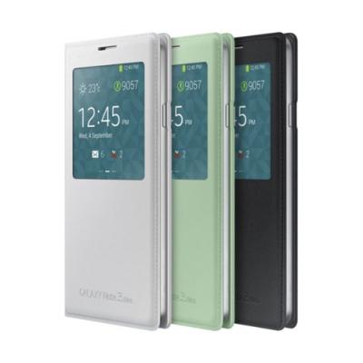 SAMSUNG GALAXY Note3 Neo S-View 原廠透視感應皮套 (盒裝)