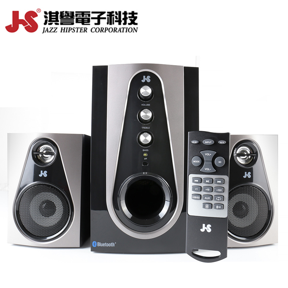 【JS 淇譽電子】JY3052 藍牙多媒體喇叭