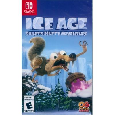 冰原歷險記:鼠奎特的堅果冒險 ICE AGE: Scrat s Nutty Adventure - NS Switch 中英日文美版