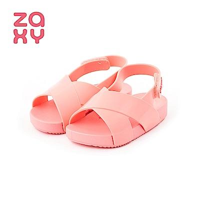 ZAXY NINA BRILHA SLIDE系列交叉涼鞋(寶寶鞋)-粉