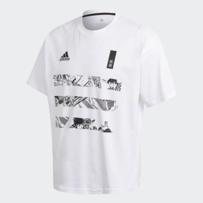 adidas CAPTAIN TSUBASA 短袖上衣 男 GK3440