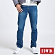 EDWIN EDGE LINE 修身超彈性 直筒牛仔褲-男-中古藍 product thumbnail 1