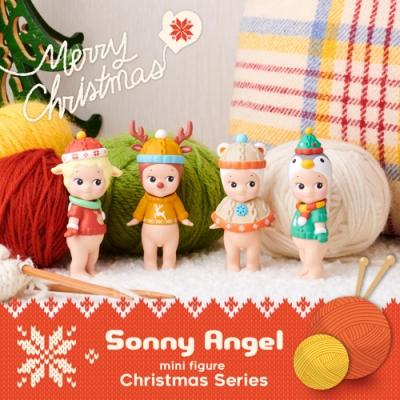 Sonny Angel 2019 繽紛耶誕節限定版盒玩公仔(兩入隨機款)