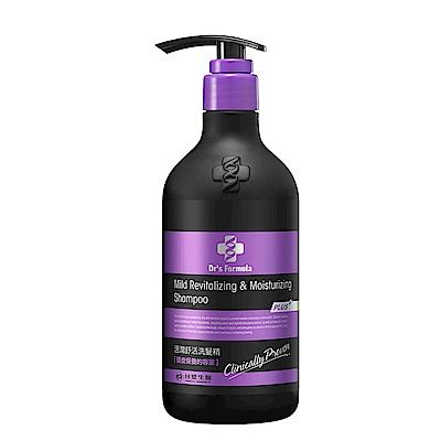 *台塑生醫Dr's Formula溫潤舒活洗髮精(升級版)580g