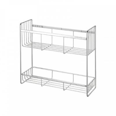 DAY&DAY 不鏽鋼桌上型雙層調理罐架(ST3029-01)