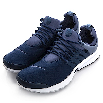 NIKE-AIR PRESTO -男休閒鞋-深藍