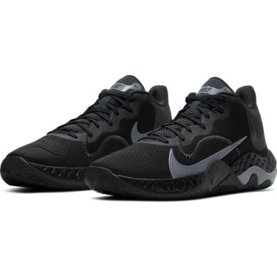 NIKE 籃球鞋 運動鞋 包覆 緩震 男鞋 黑灰 CK2670001 NIKE RENEW ELEVATE NBK