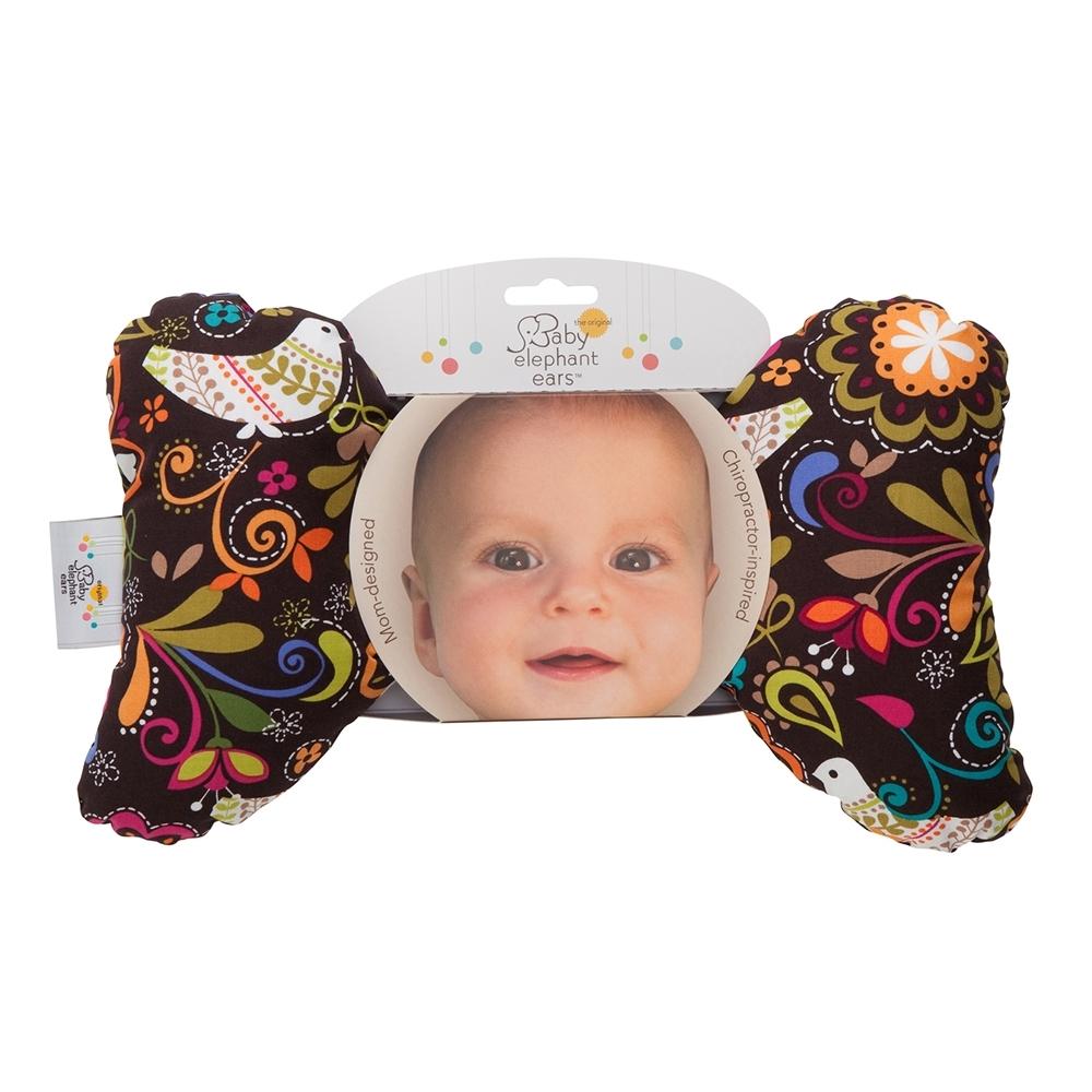 【美國Baby Elephant Ears】大象寶寶護頸枕(共10款可選)