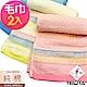 (2條組)MIT純棉粉彩條紋易擰乾毛巾TELITA product thumbnail 1