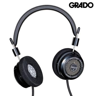 GRADO Prestige 系列 SR225x 開放式耳罩耳機
