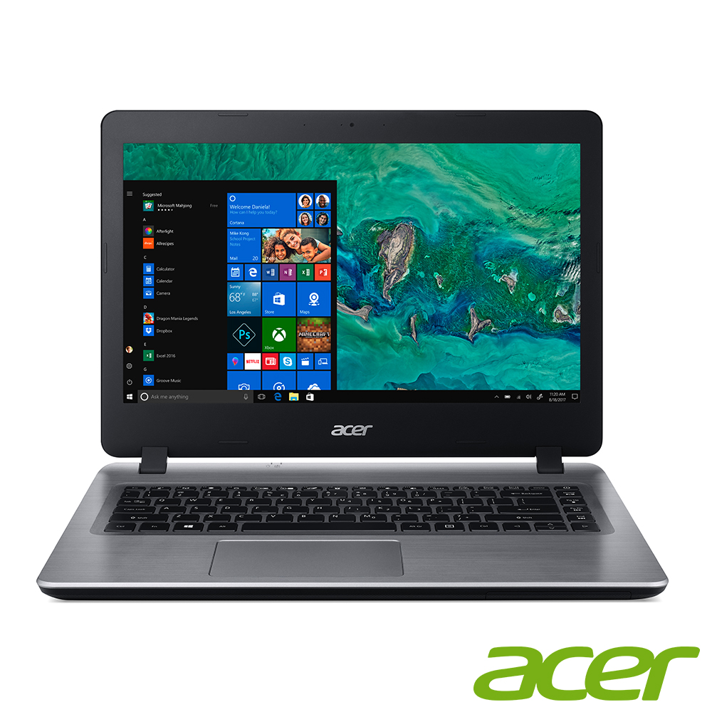 Acer A514-51G-59CF 14吋筆電(i5-8265U/MX130/128G