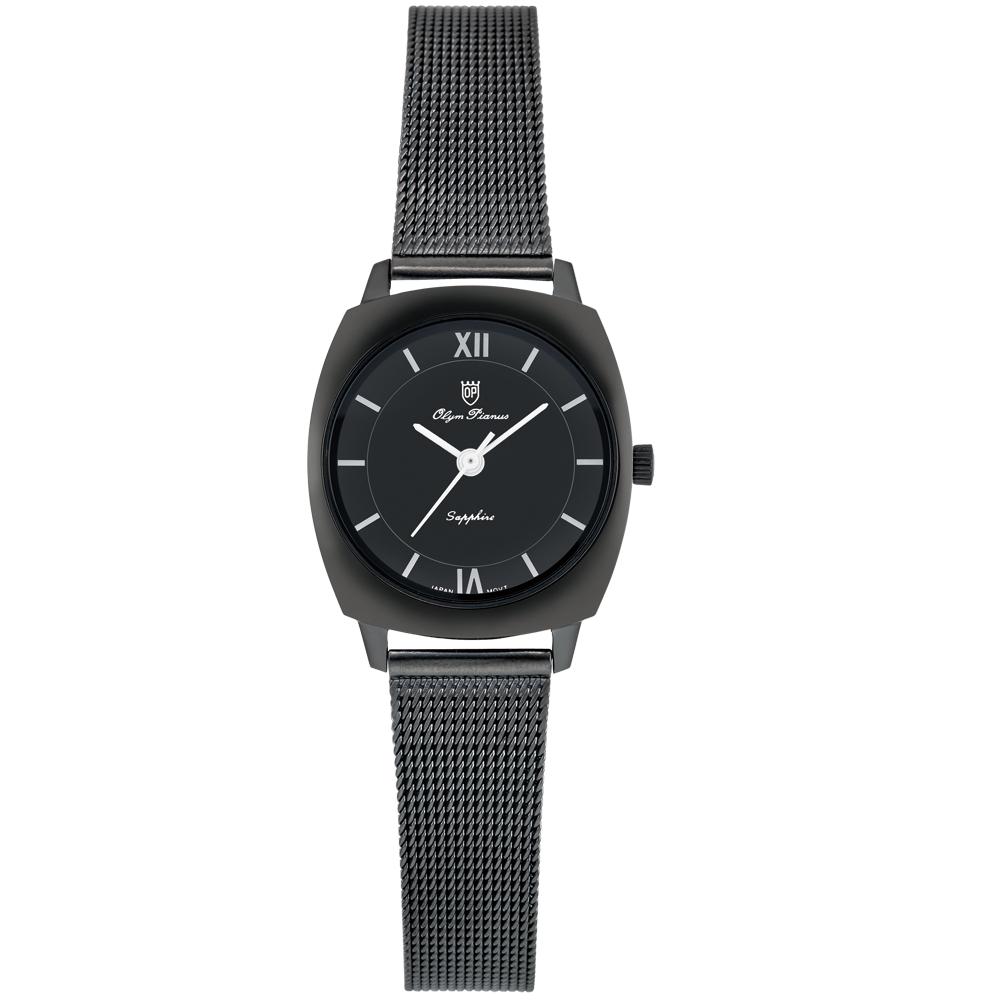 Olym Pianus 奧柏表 蘇格蘭系列 造型女錶 5675LB