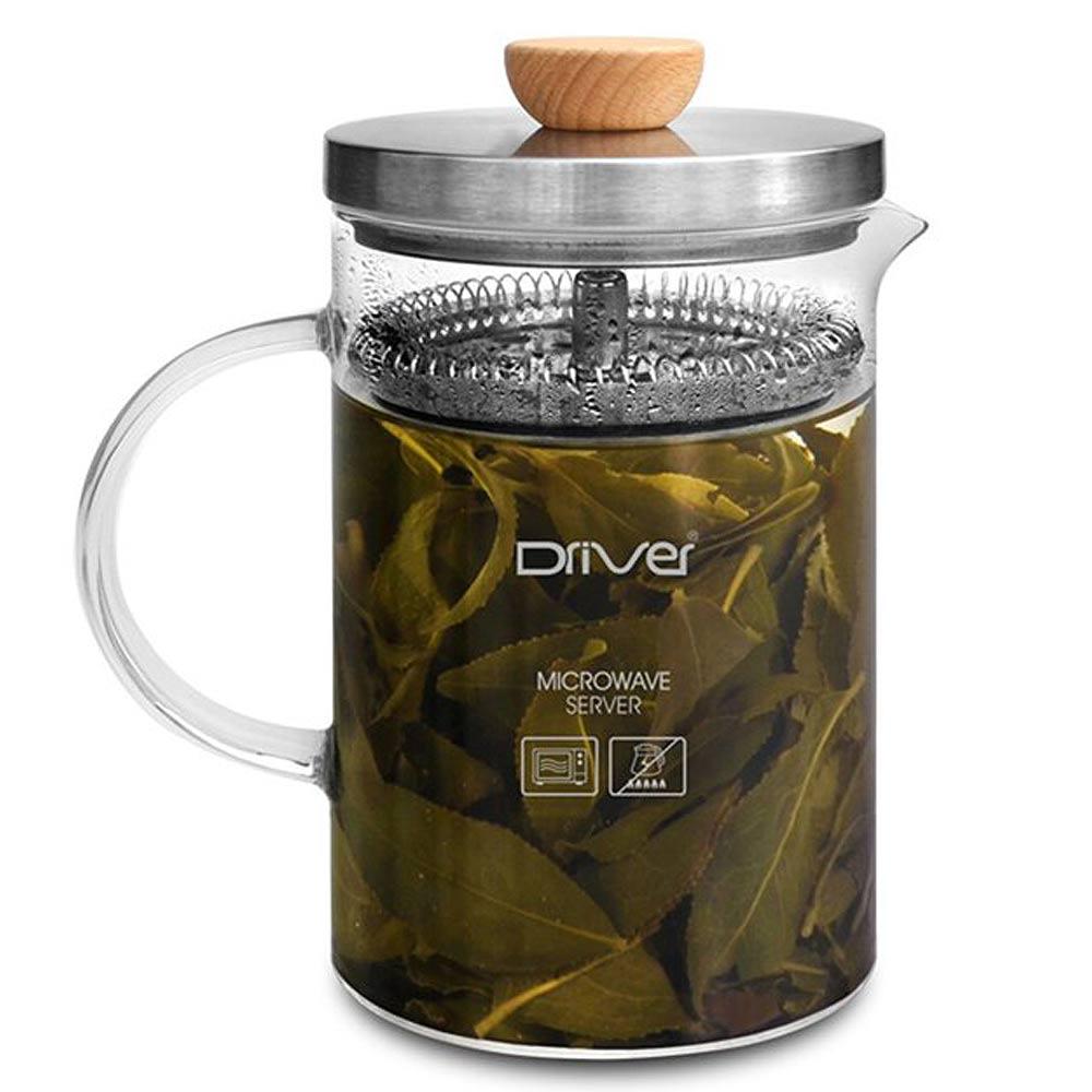Driver冷熱兩用沖泡茶壺600ml