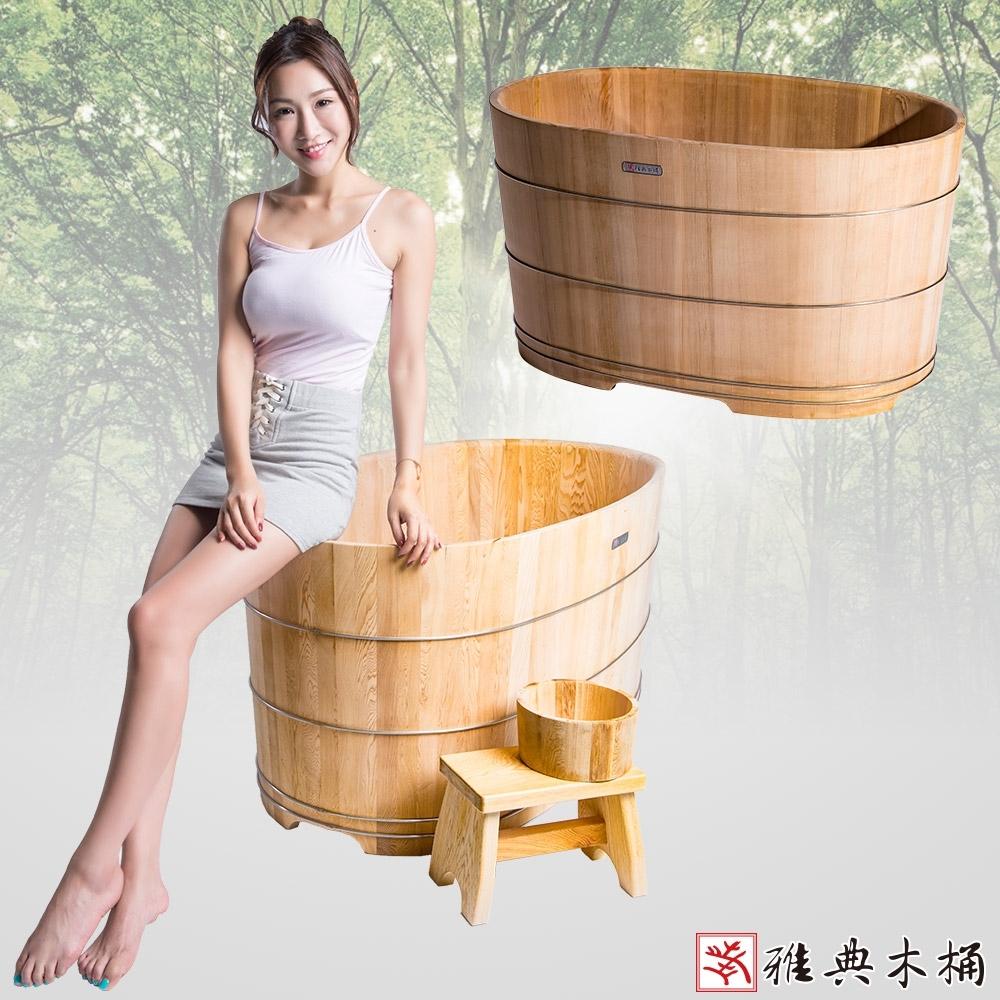【雅典木桶】緬甸 特級檜木 完美工藝 長105CM 檜木 泡澡桶