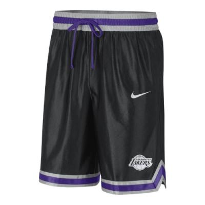 NIKE NBA Courtside Chrome 短褲 湖人隊