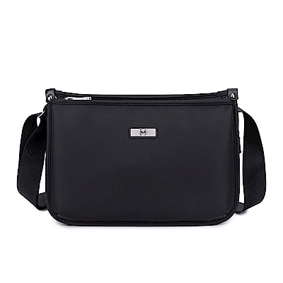 DM2405BK商務休閒側背包黑色 @ Y!購物
