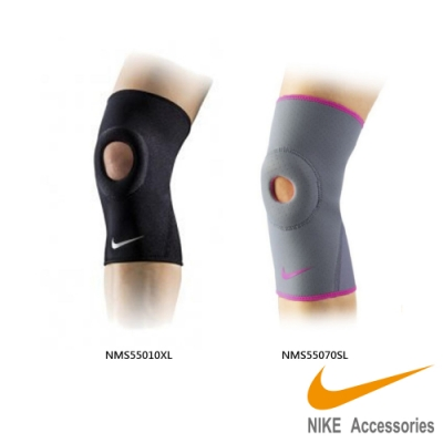 NIKE 開洞式護膝套2.0亞規