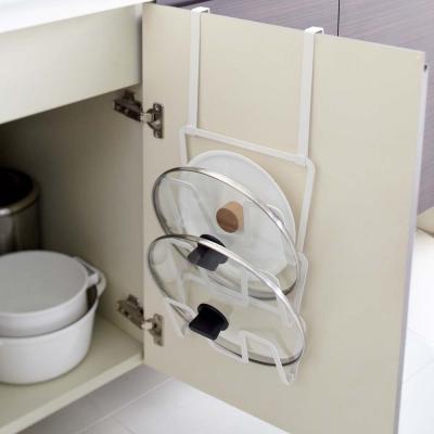 ~YAMAZAKI~Nature鍋蓋收納掛架~鍋蓋架 廚具收納