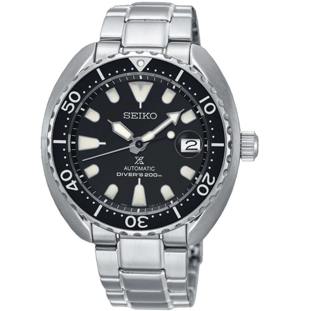 SEIKO PROSPEX DIVER SCUBA 機械錶(SRPC35J1)43mm