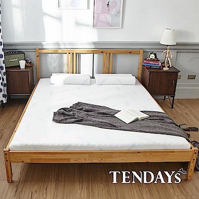 TENDAYS DISCOVERY 柔眠床墊(晨曦白) 5尺標準雙人 8.5cm厚