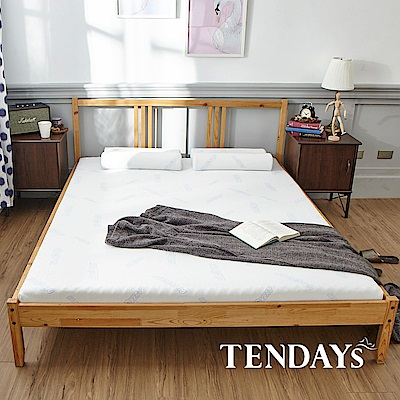 TENDAYS DISCOVERY 柔眠床墊(晨曦白) 6尺加大雙人 8.5cm厚