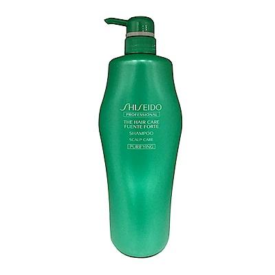 SHISEIDO資生堂 芳泉調理極淨洗髮乳 1000ml