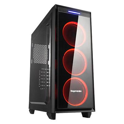 技嘉Z370平台[血戰狼魂]i7六核GTX1060獨顯電玩機
