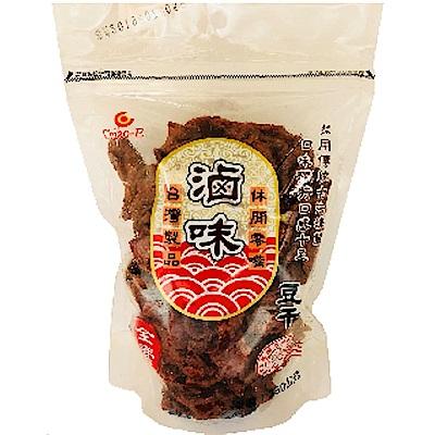 巧益 非基改滷味豆干_全素 (350g)