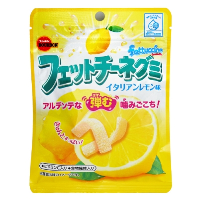 北日本  條型軟糖-檸檬(50g)