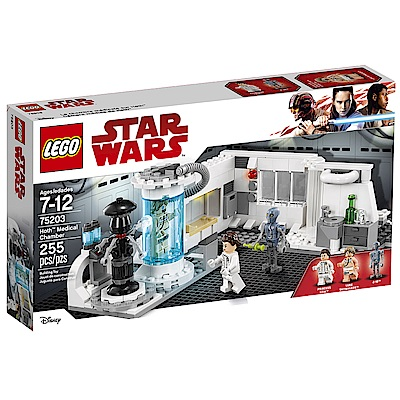 樂高LEGO 星際大戰系列 LT75203 Hoth Medical Chamber