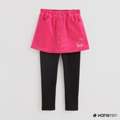 Hang Ten - 童裝 - Sanrio-假兩件拼接褲裙內搭褲 - 粉