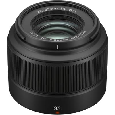 FUJIFILM XC 35mm F2 定焦鏡頭(公司貨)
