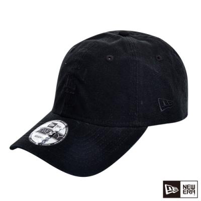 NEW ERA 9TWENTY 920 mini logo 道奇 黑/黑 棒球帽
