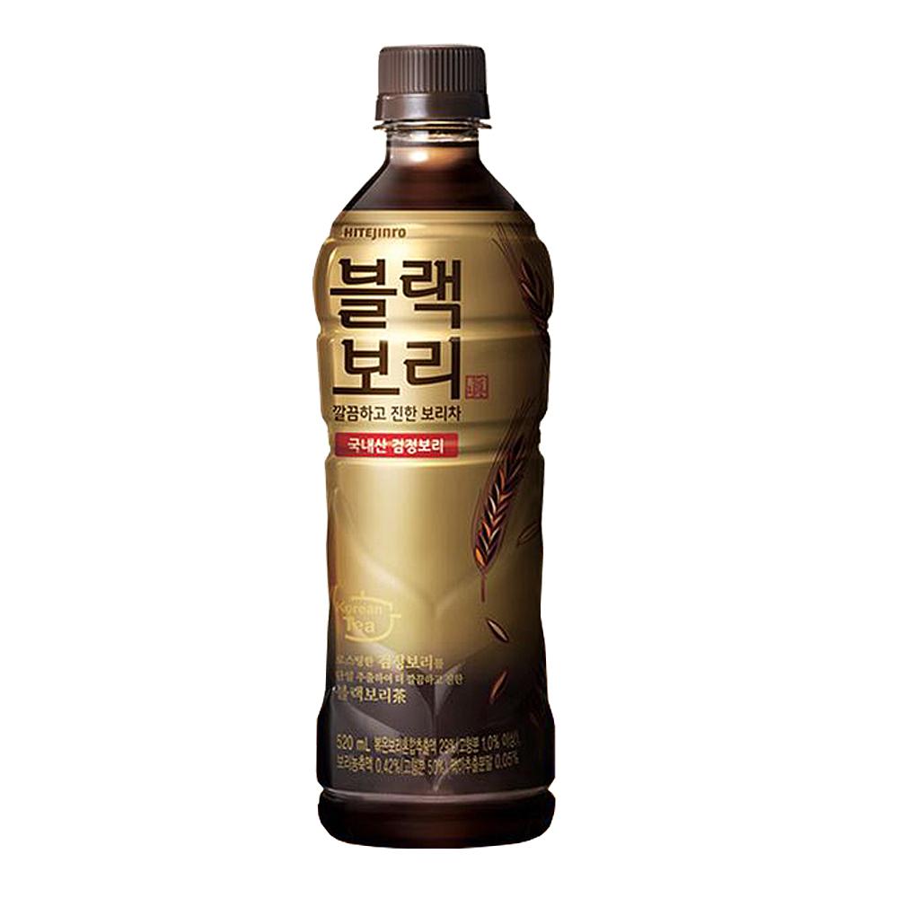 HITEJINRO黑麥茶(無糖)520ml