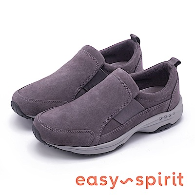 Easy Spirit SETRIPPE 舒適時尚運動休閒鞋-絨灰