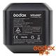 GODOX 神牛 WB400P 原廠鋰電池 21.6V 2600mAh (公司貨) AD400Pro product thumbnail 1