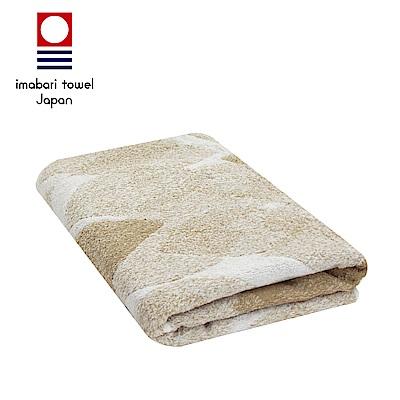 日本今治 純天然有機棉無染色浴巾(落葉-秋香綠)