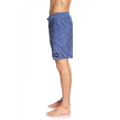 【QUIKSILVER】DYE HARD  19 衝浪休閒褲 藍