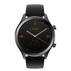 TicWatch C2 都會時尚智慧手錶 - 遂空黑