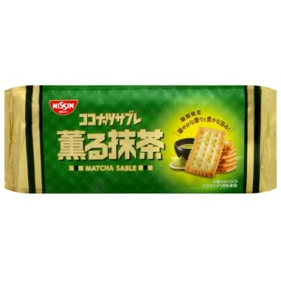 Nissin 抹茶風味法式餅乾(128g)
