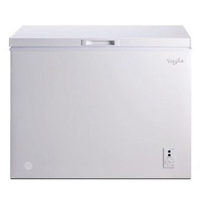 Whirlpool惠而浦 255L 臥式冷凍櫃/冰櫃 WCF255W1